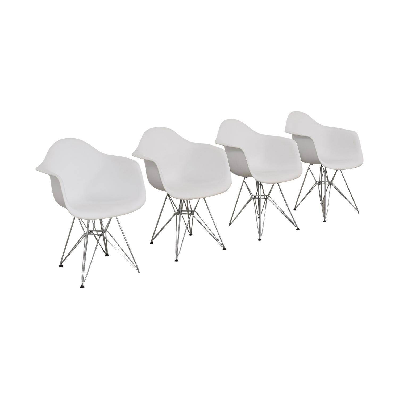 Modway Modway Paris Mid Century Modern Chairs price