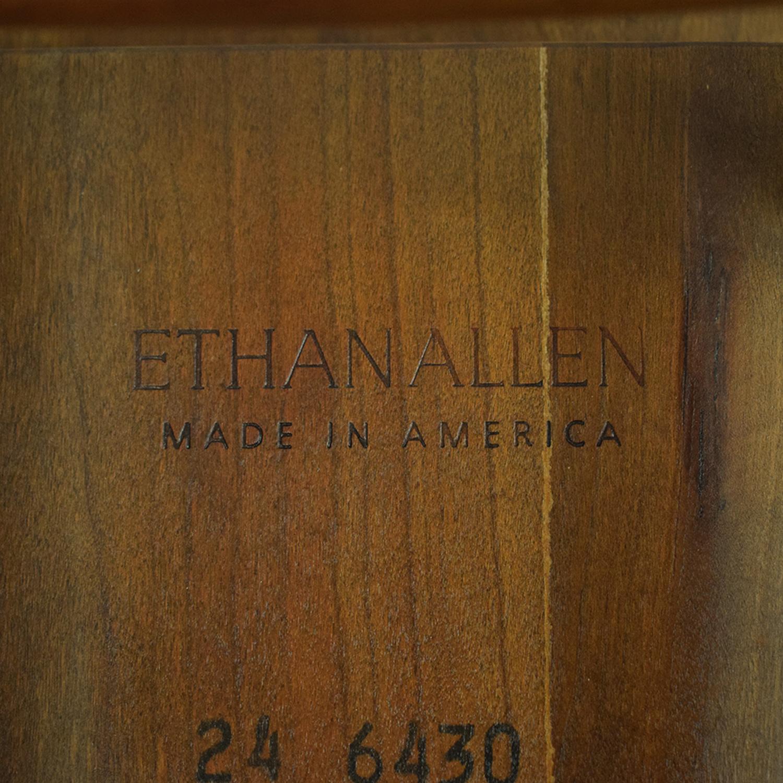 Ethan Allen Ethan Allen Windsor Swivel Bar Stools on sale