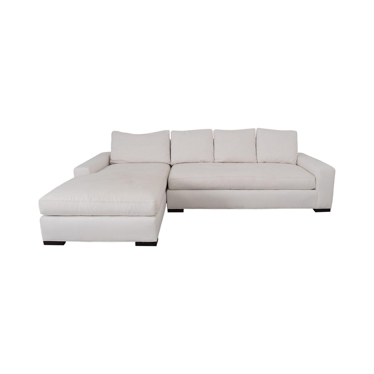 Williams Sonoma Williams Sonoma Sectional Sofa with Chaise