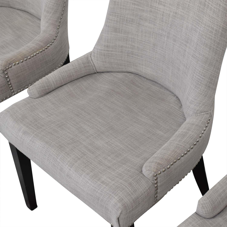 Safavieh Safavieh Lester Dining Chairs cream