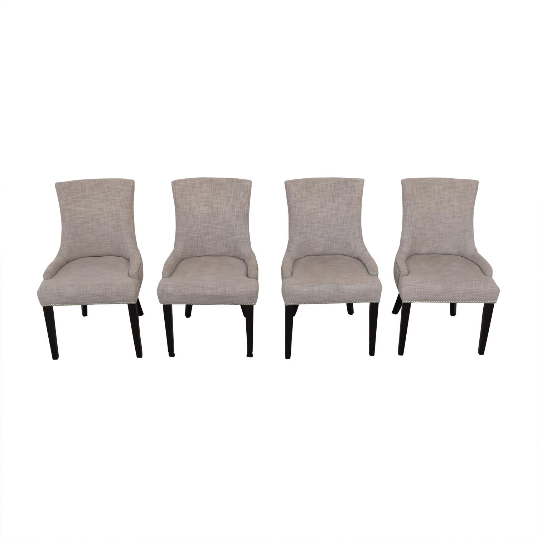 Safavieh Safavieh Lester Dining Chairs second hand