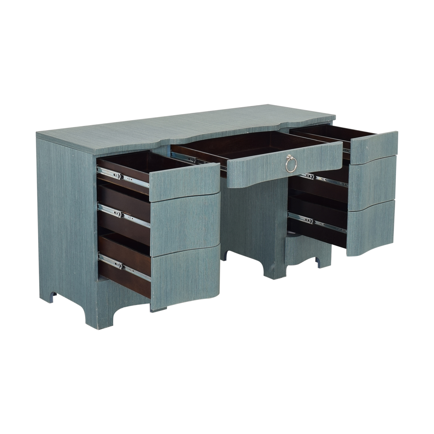 buy Office Desk with Seven Drawers