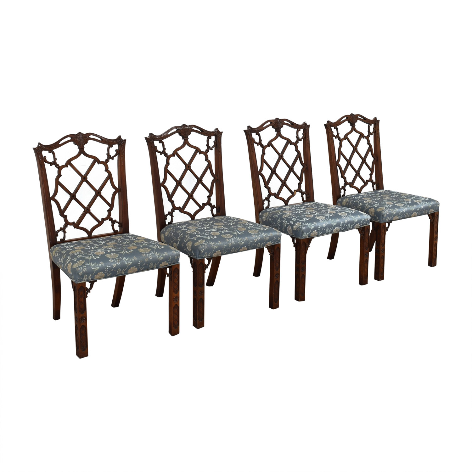 shop Chelsea House Custom Upholstered Chairs Chelsea House Dining Chairs