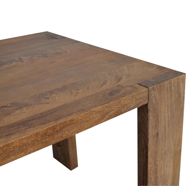 shop CB2 CB2 Blox Dining Table online