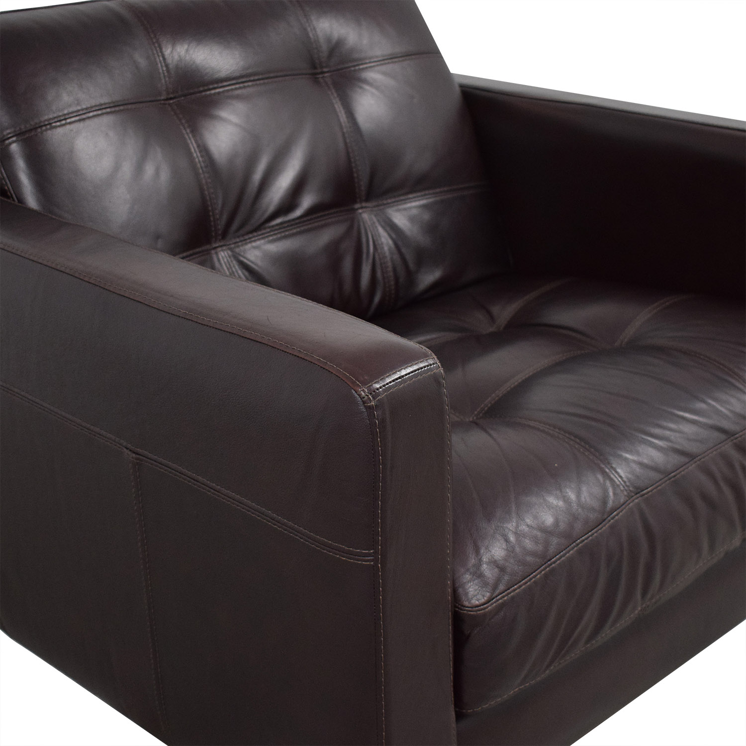 Chateau d'Ax Chateaux  d'Ax Tufted Lounge Chair on sale