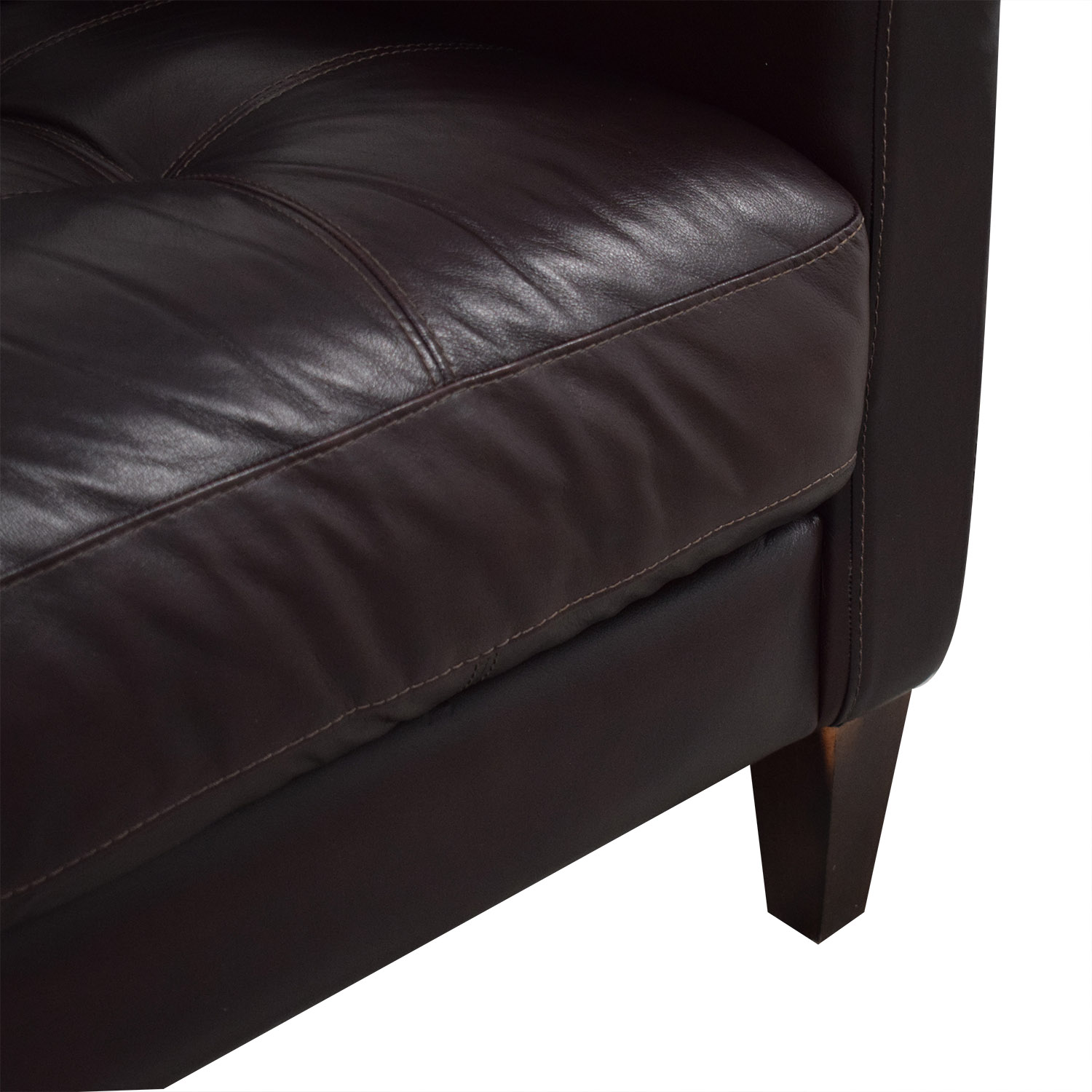 buy Chateaux  d'Ax Tufted Lounge Chair Chateau d'Ax Chairs