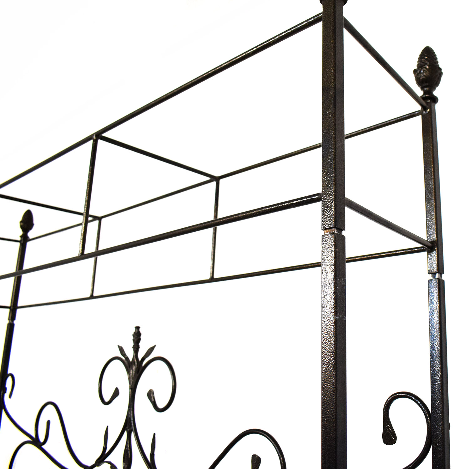 shop  Custom Wrought Iron Canopy Bed online