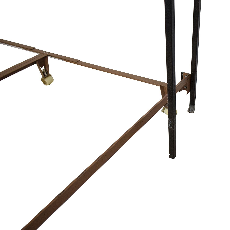 Custom Wrought Iron Canopy Bed nj