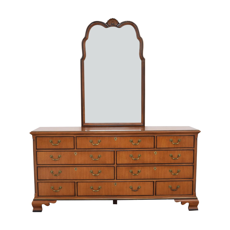 buy Drexel Drexel Dresser with Mirror online