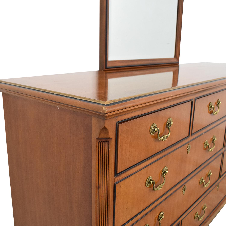 Drexel Drexel Dresser with Mirror for sale