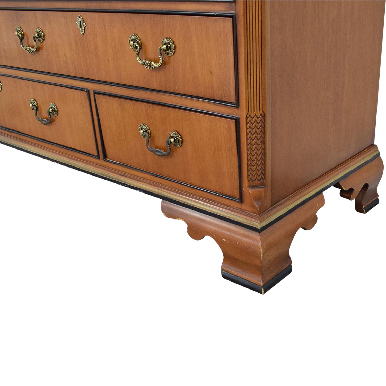 Drexel Drexel Dresser with Mirror discount