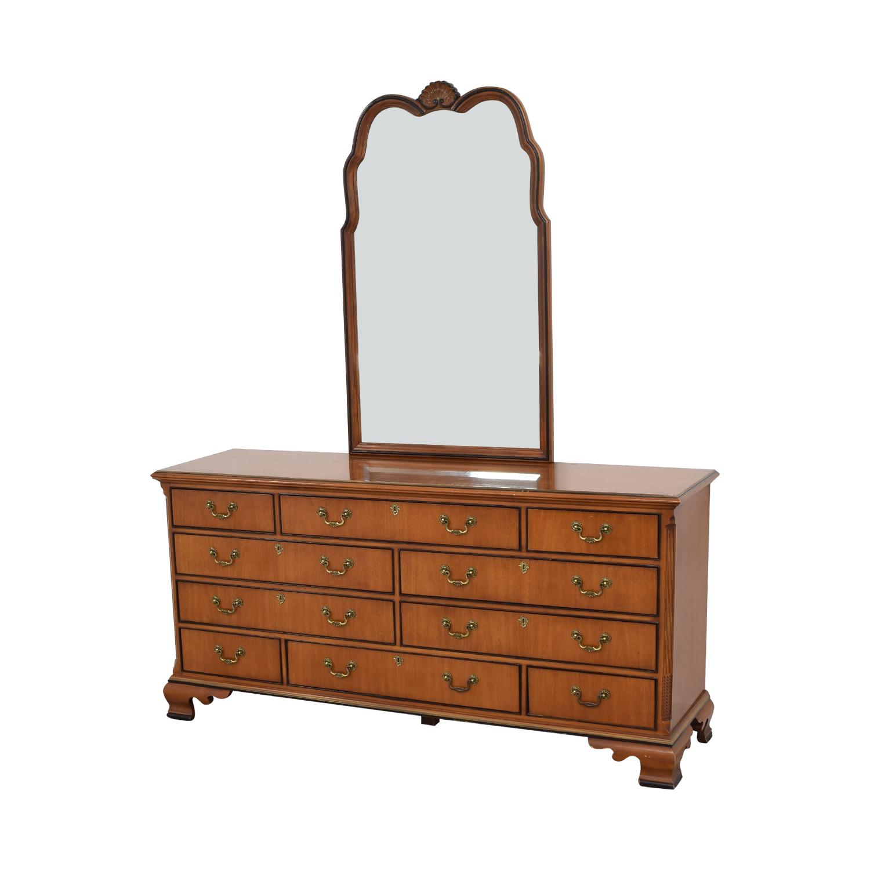 Drexel Drexel Dresser with Mirror price