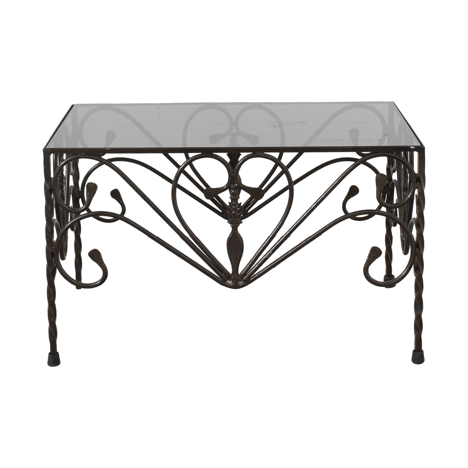 buy  Custom Wrought Iron Table online