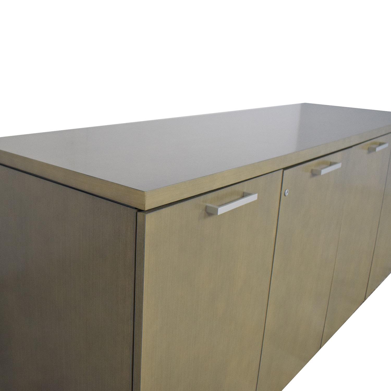 Modern Credenza with Cabinets / Storage