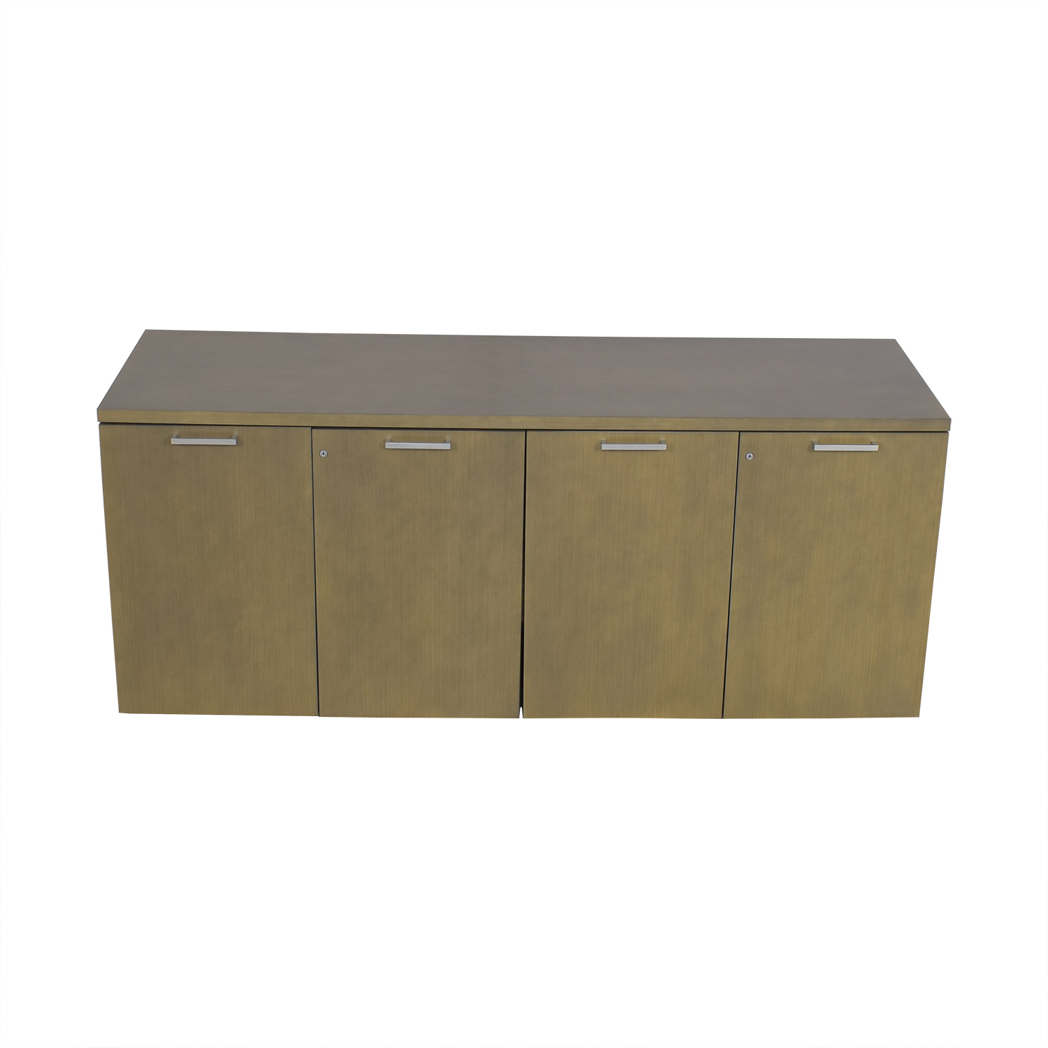 Modern Credenza with Cabinets dimensions