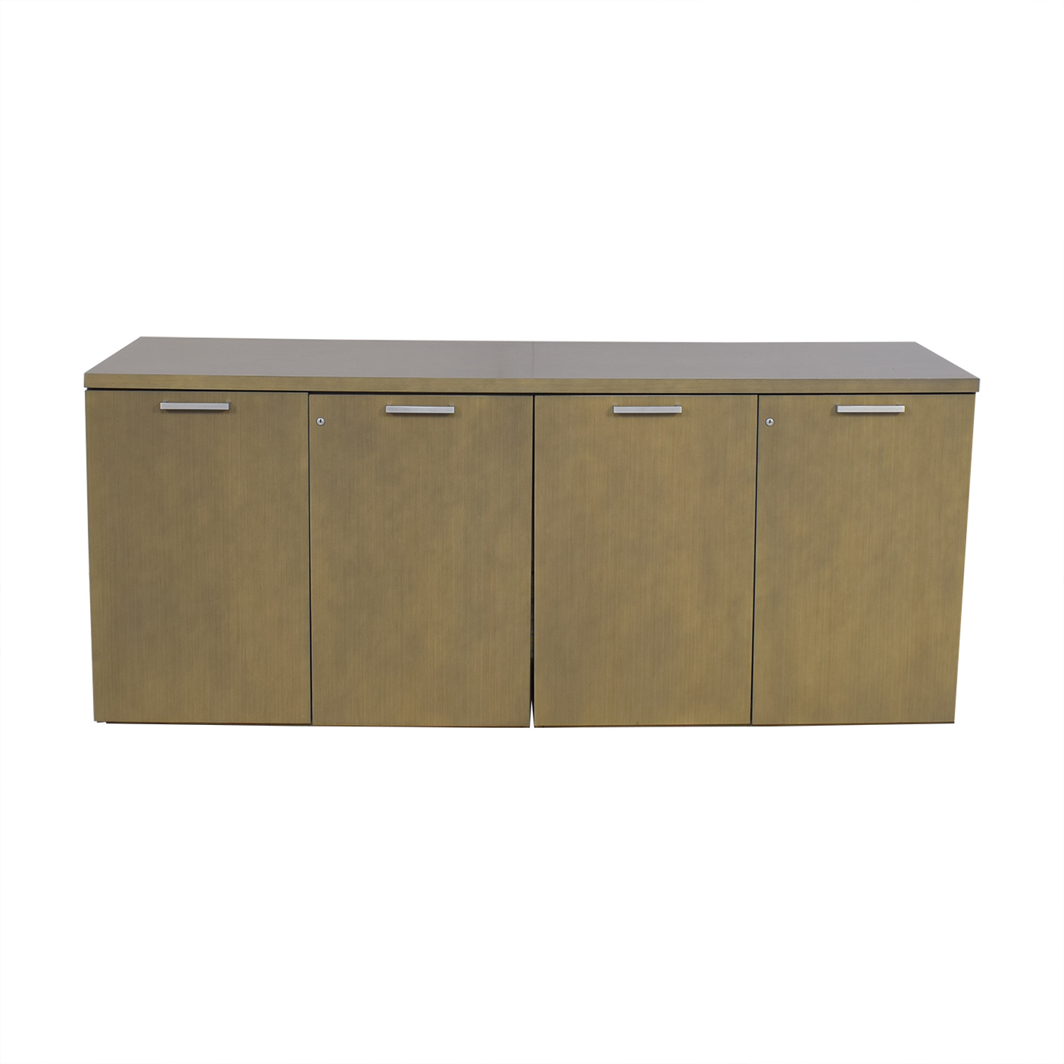shop Modern Credenza with Cabinets  Cabinets & Sideboards