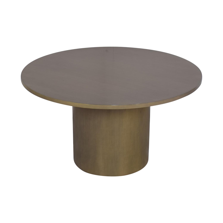 buy Pedestal Dining Table  Dinner Tables