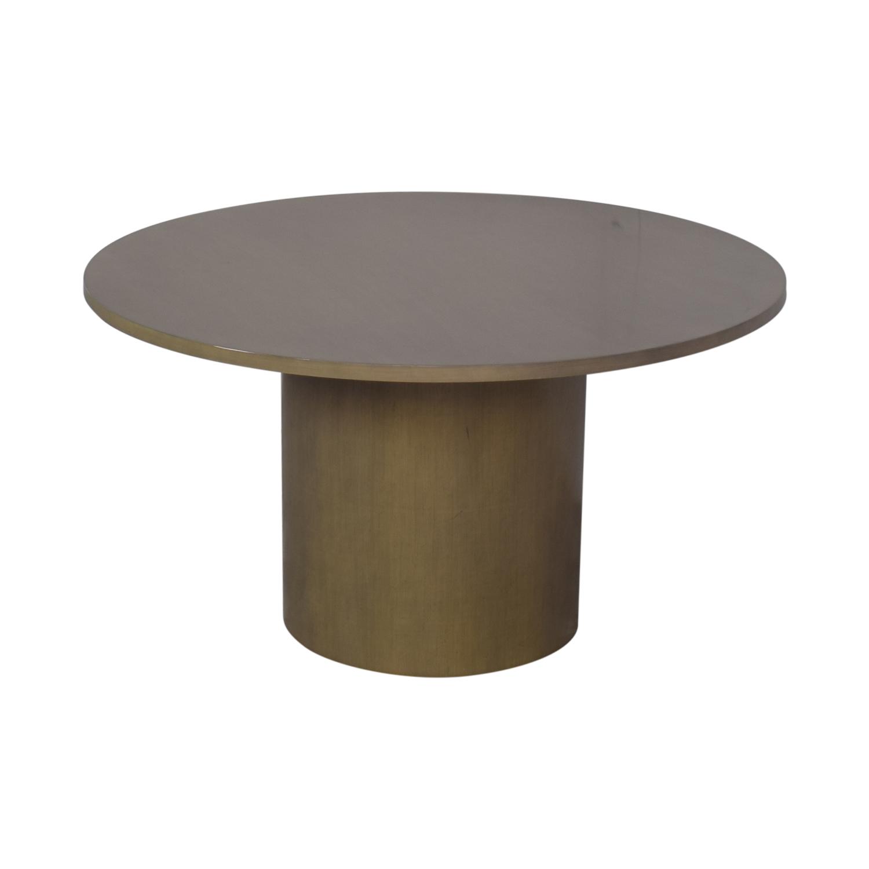 shop Pedestal Dining Table  Tables