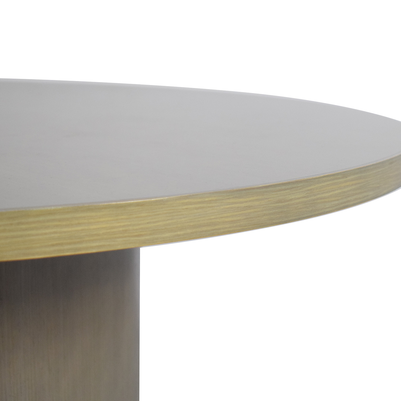 Pedestal Dining Table nj