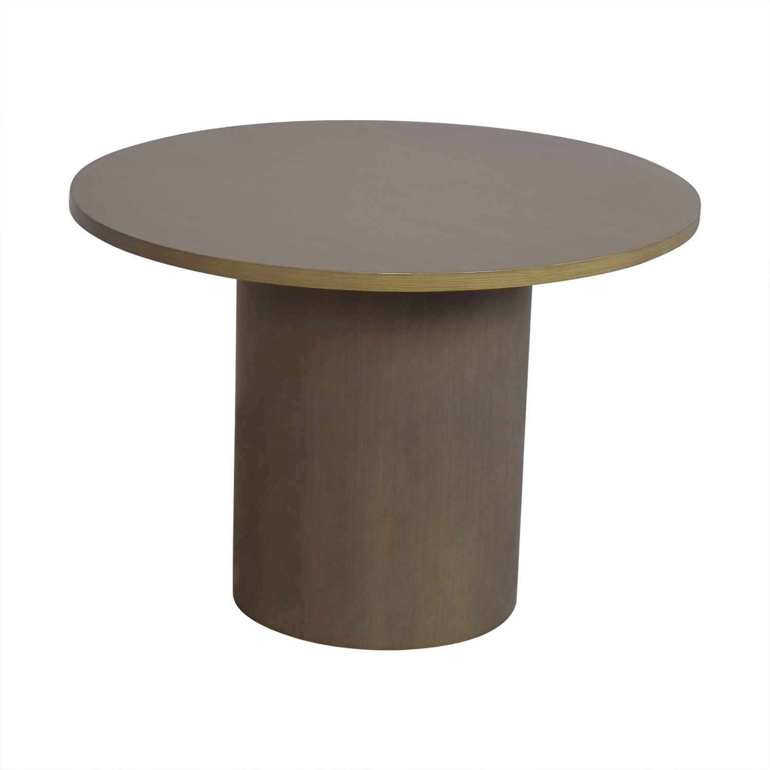 Pedestal Dining Table used