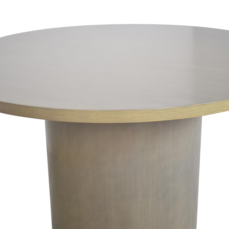 Pedestal Dining Table / Dinner Tables