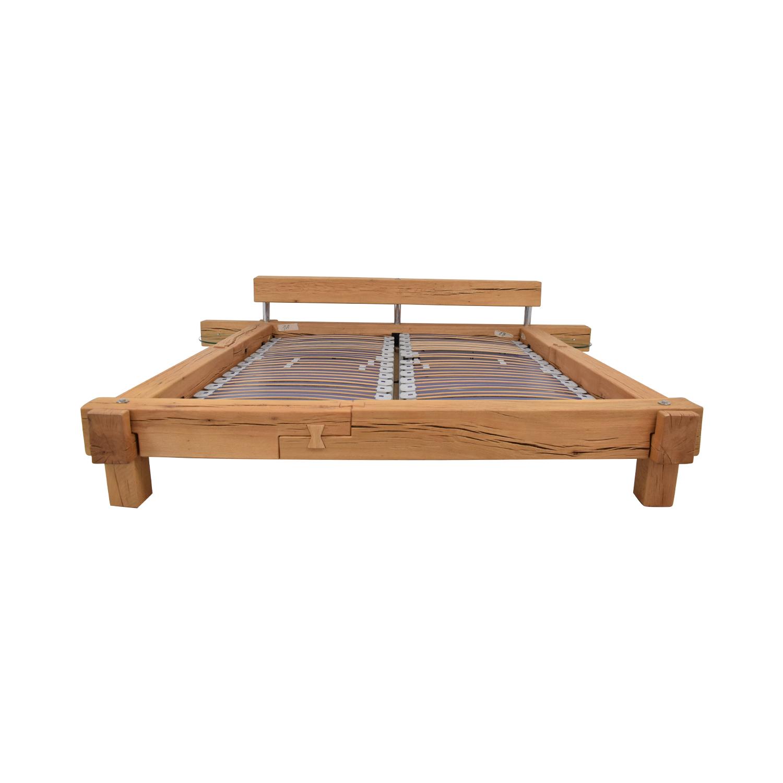 buy Pfister Swiss Wooden California King Bed Pfister