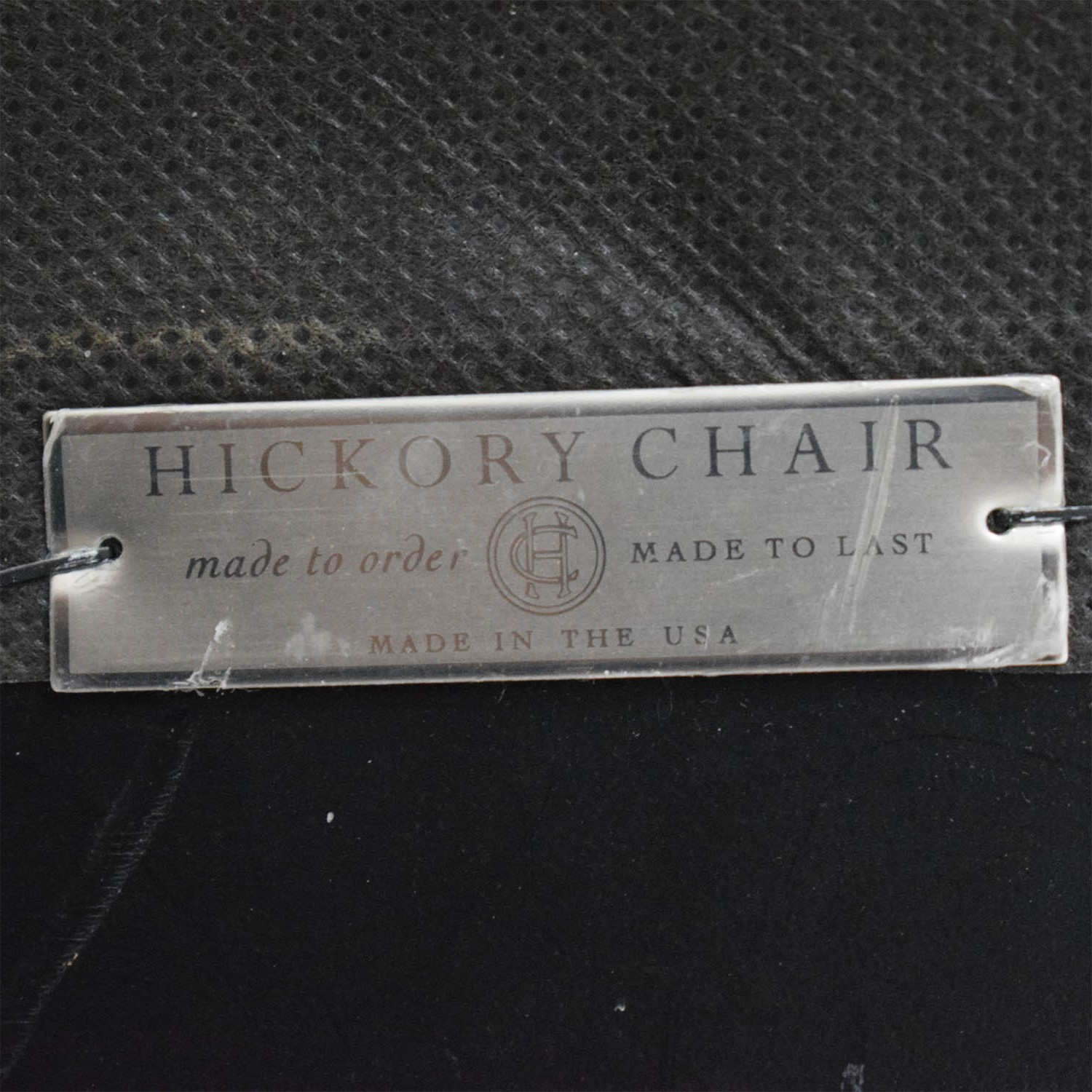 Hickory Chair Hickory Chair Leather Ottoman nyc