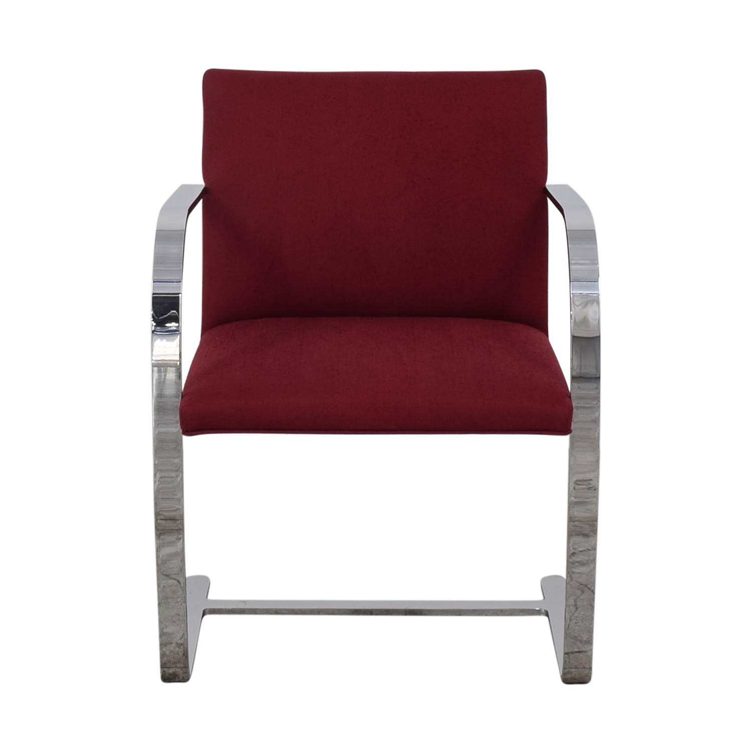 Knoll Knoll BRNO Chair with Flat Bar Frame Chairs