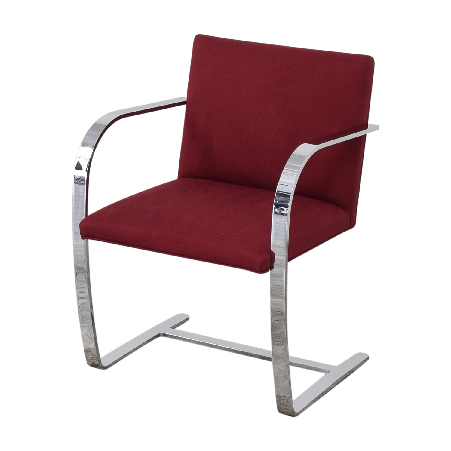 buy Knoll Knoll BRNO Chair with Flat Bar Frame online