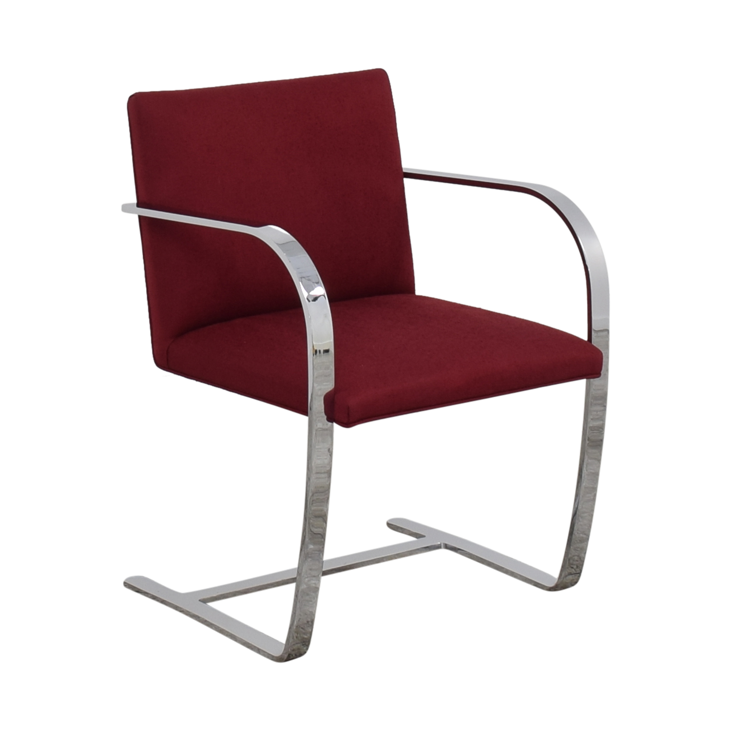 Knoll Knoll BRNO Chair with Flat Bar Frame