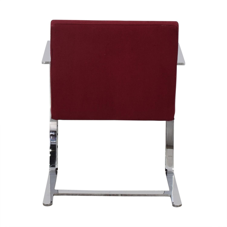Knoll Knoll BRNO Chair with Flat Bar Frame nyc
