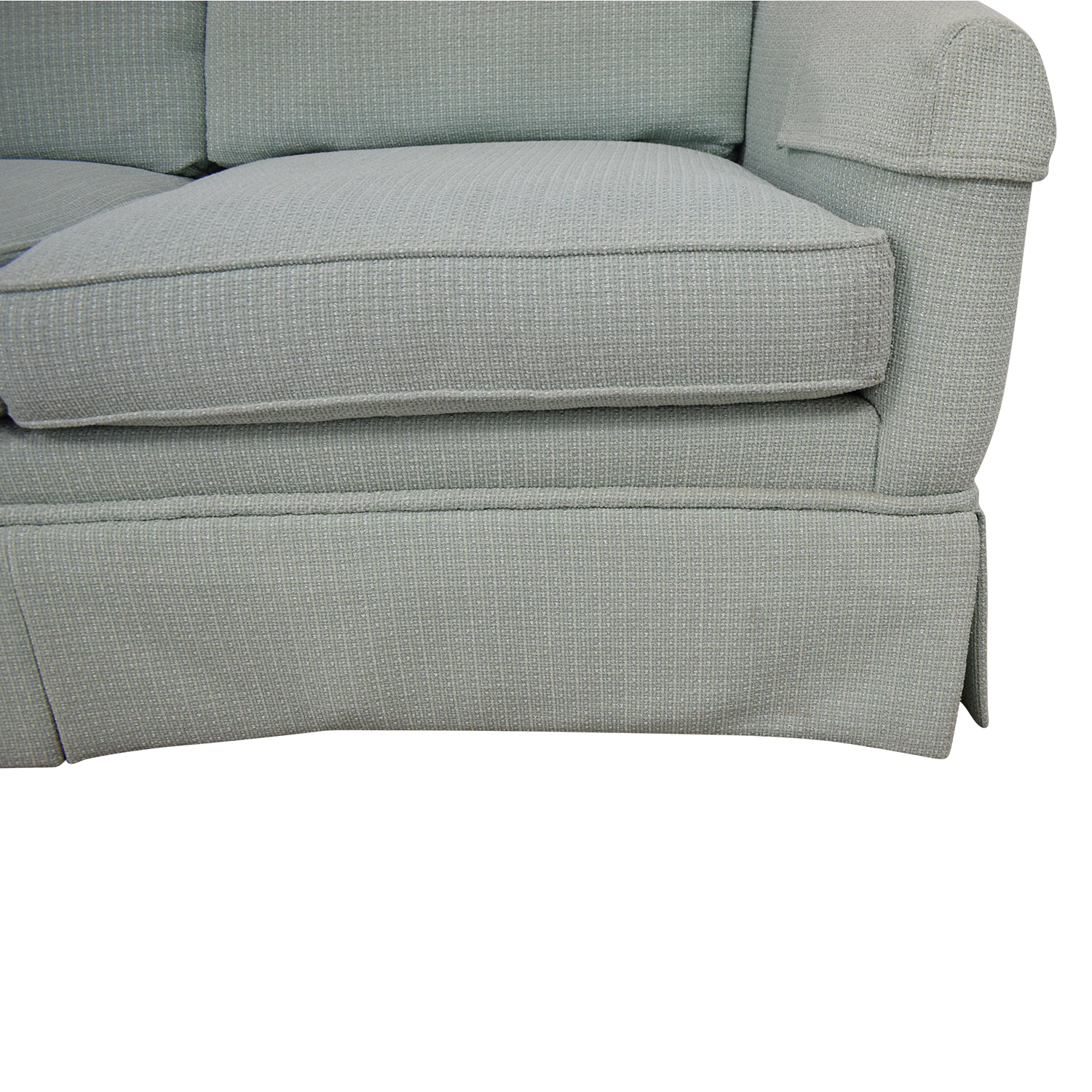 buy Hickory Chair Two Cushion Loveseat Hickory Chair