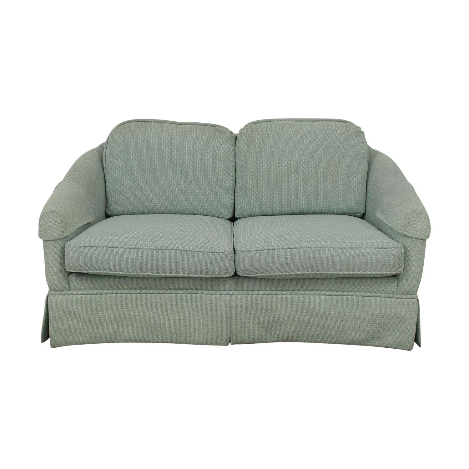 Hickory Chair Hickory Chair Two Cushion Loveseat dimensions