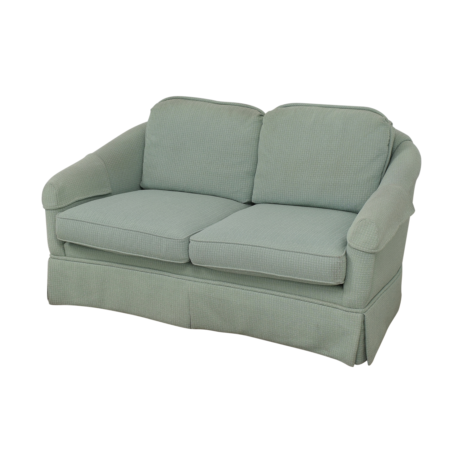 Hickory Chair Two Cushion Loveseat / Loveseats