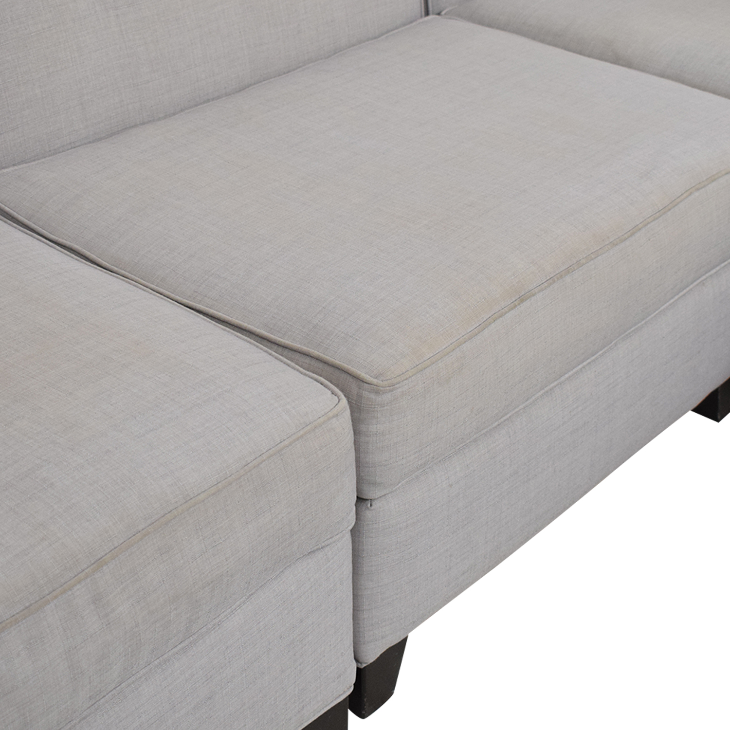 Macy's Three Piece Sectional Sofa / Sectionals