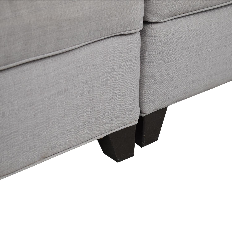 buy Macy's Macy's Three Piece Sectional Sofa online
