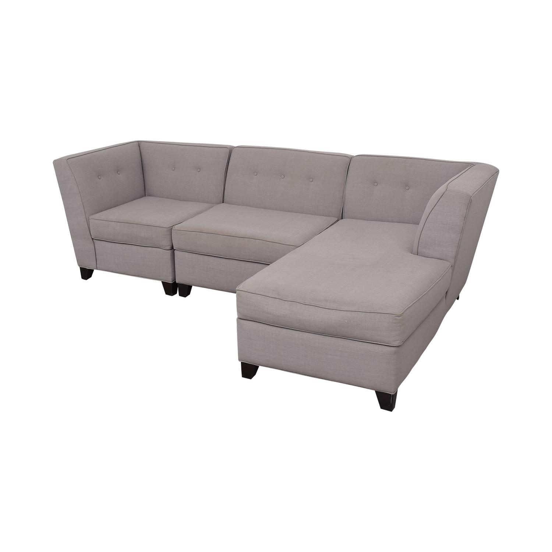 Macy's Macy's Three Piece Sectional Sofa price