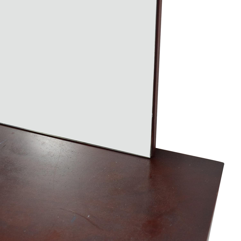 Scandinavian Mid Century Modern Dresser with Mirror price