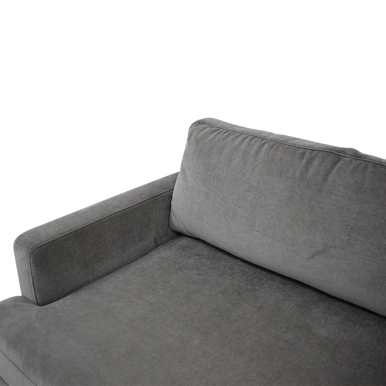 shop West Elm Andes Modular Sofa West Elm Sofas