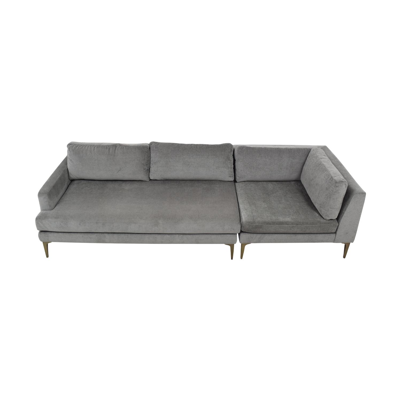 shop West Elm West Elm Andes Modular Sofa online