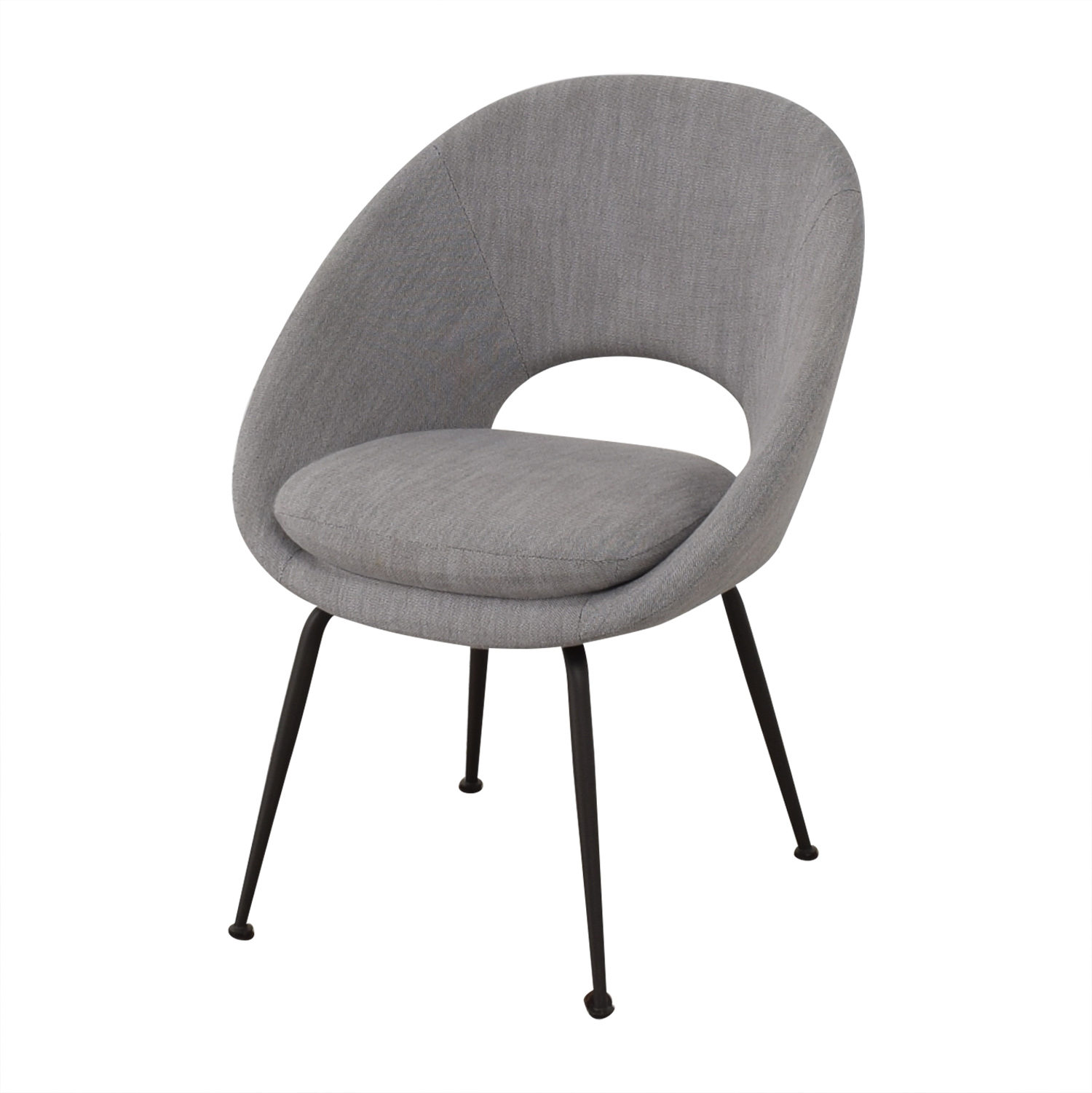 West Elm Orb Upholstered Dining Chairs / Dining Chairs