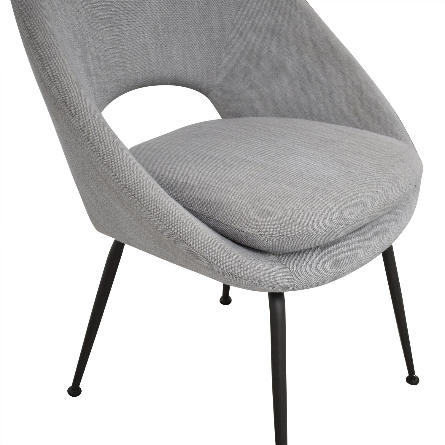 buy West Elm Orb Upholstered Dining Chairs West Elm Dining Chairs