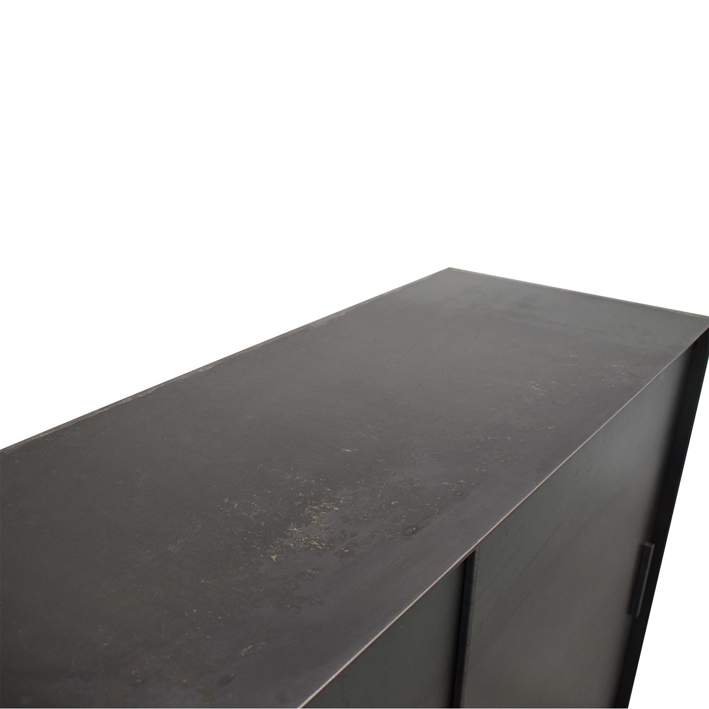 buy Custom Rolling Sideboard