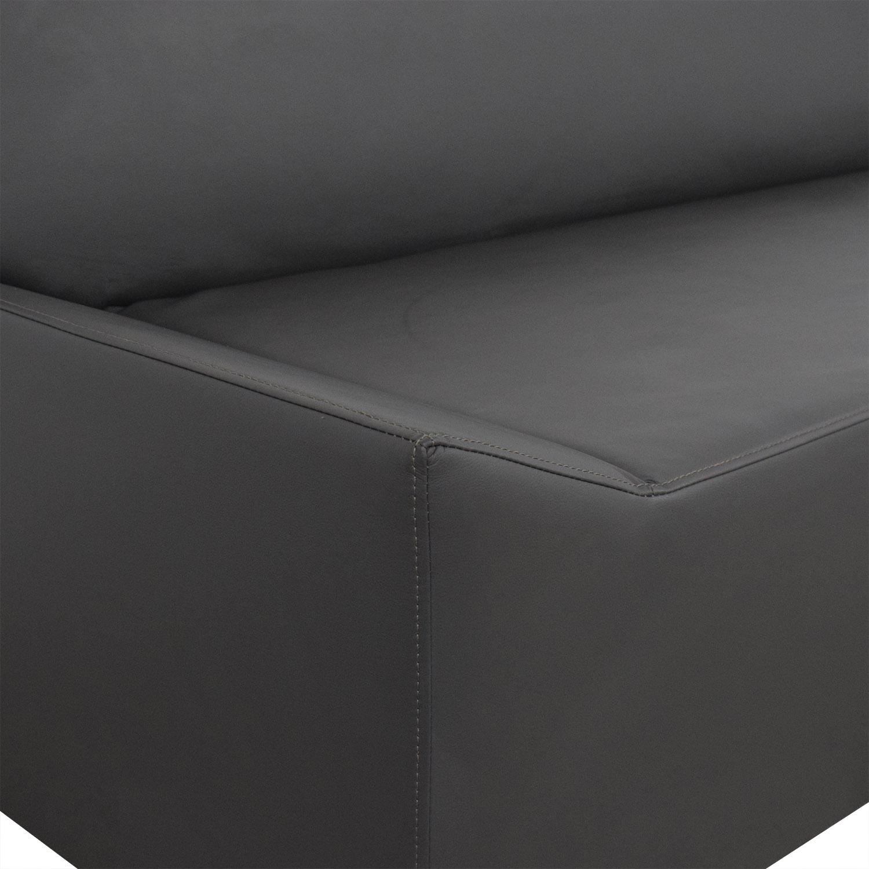 Blu Dot Blu Dot Couchoid Studio Sofa Classic Sofas