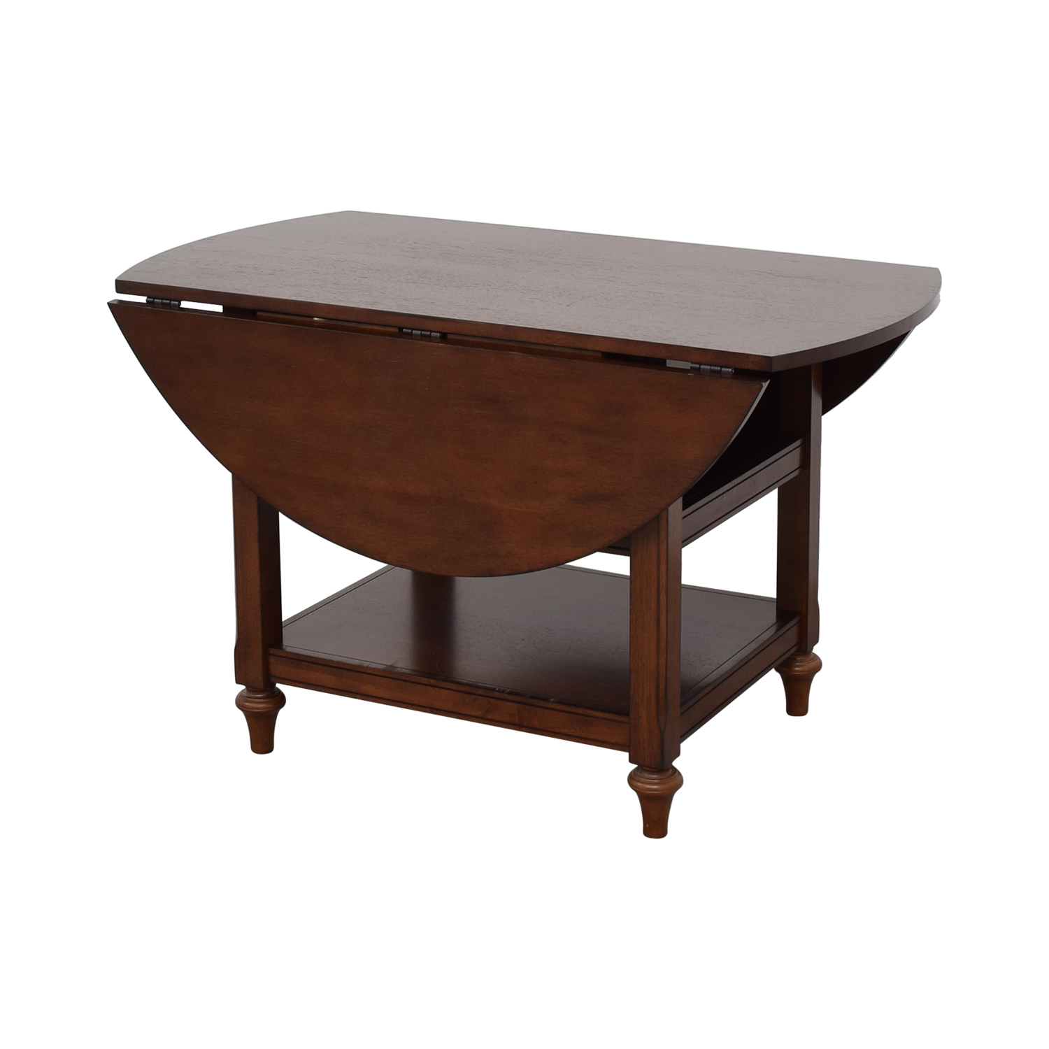 Pottery Barn Shayne Drop Leaf Kitchen Table Pottery Barn
