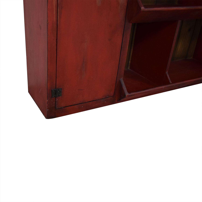Pottery Barn Pottery Barn Grain Bin Entry Console Cabinets & Sideboards