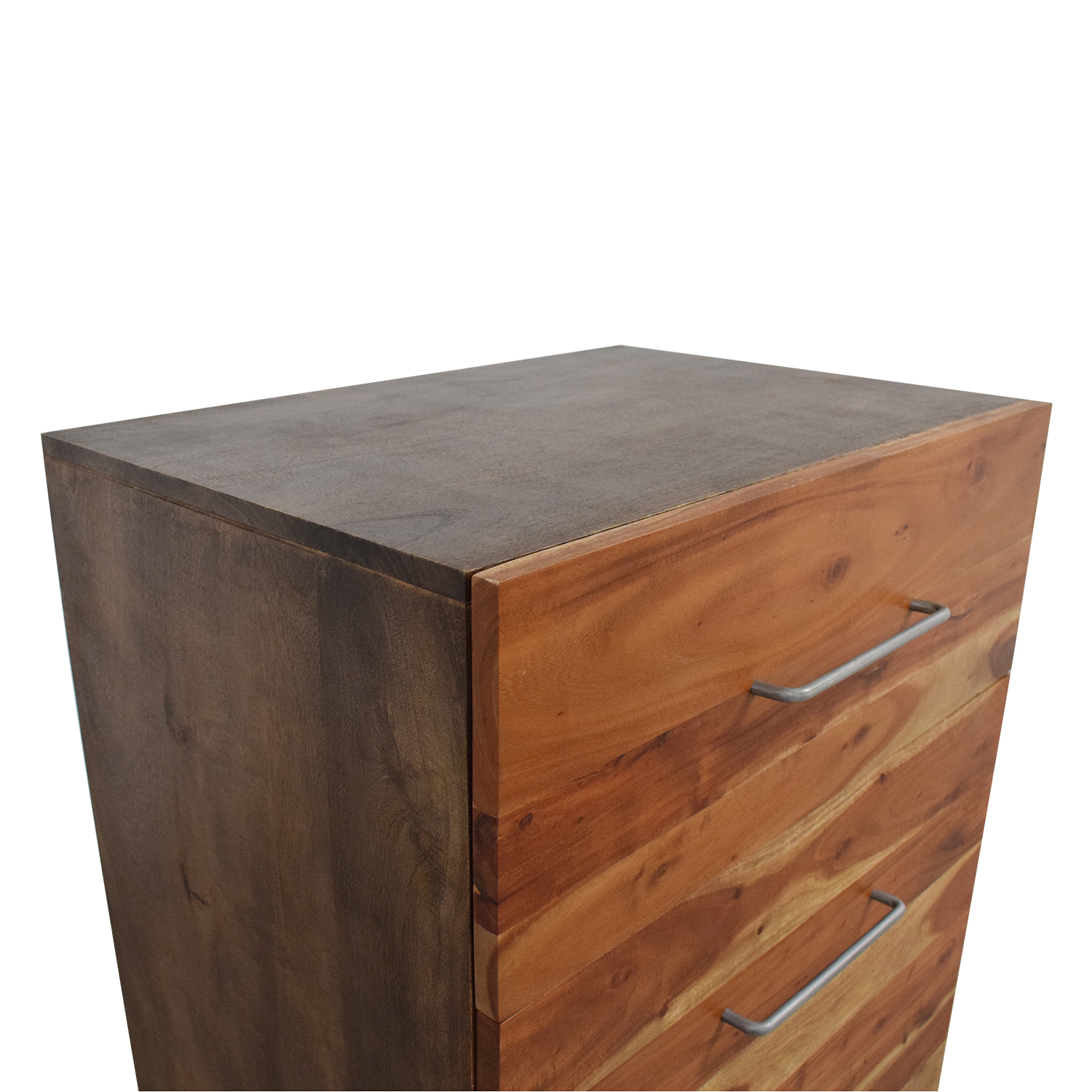 CB2 CB2 Rustic Junction Tall Chest for sale