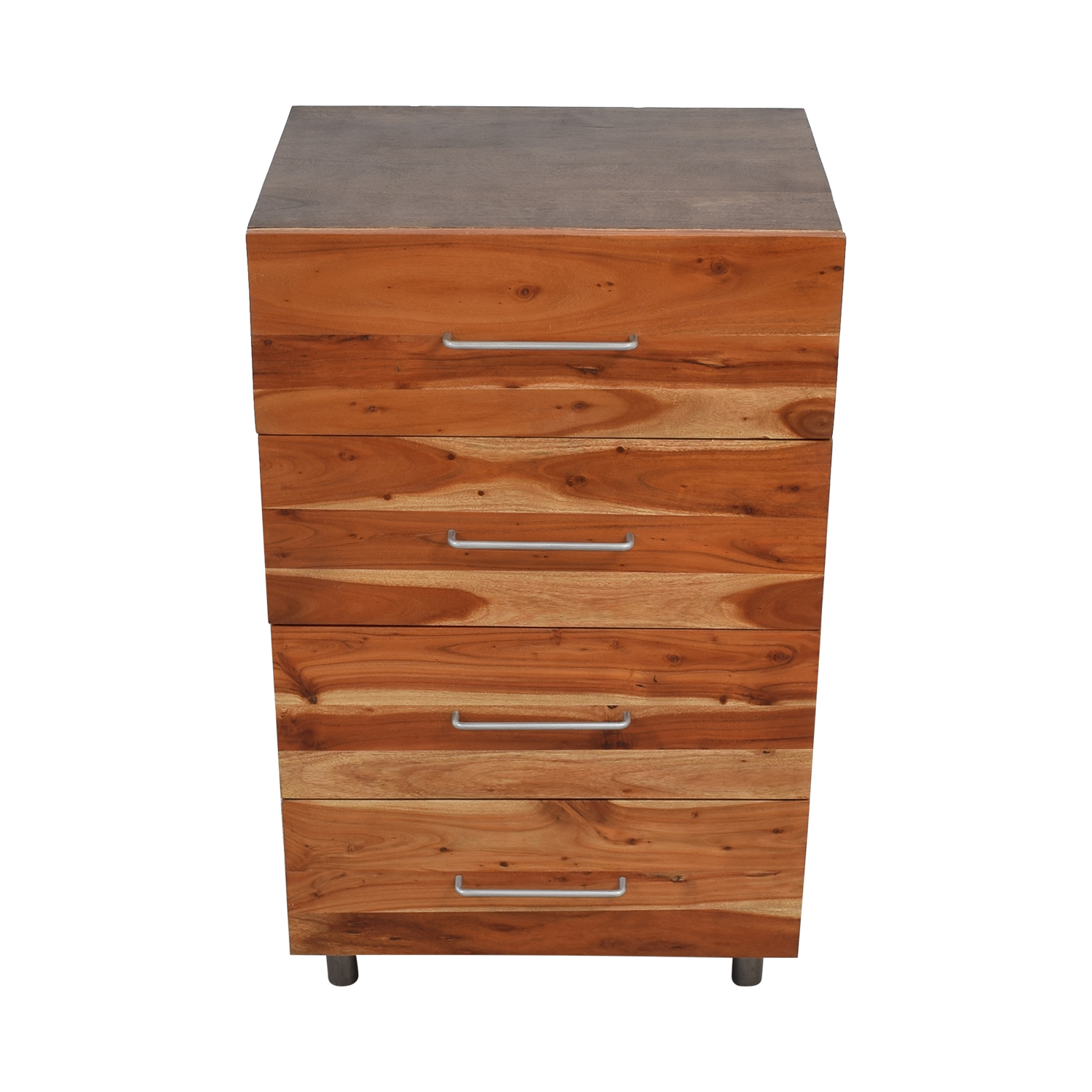 buy CB2 Rustic Junction Tall Chest CB2 Storage
