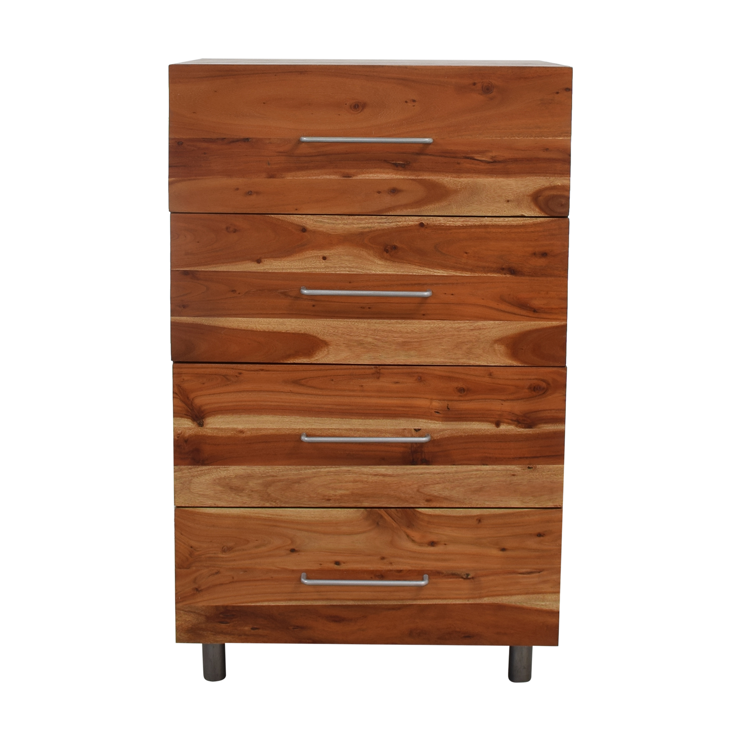 CB2 CB2 Rustic Junction Tall Chest ma