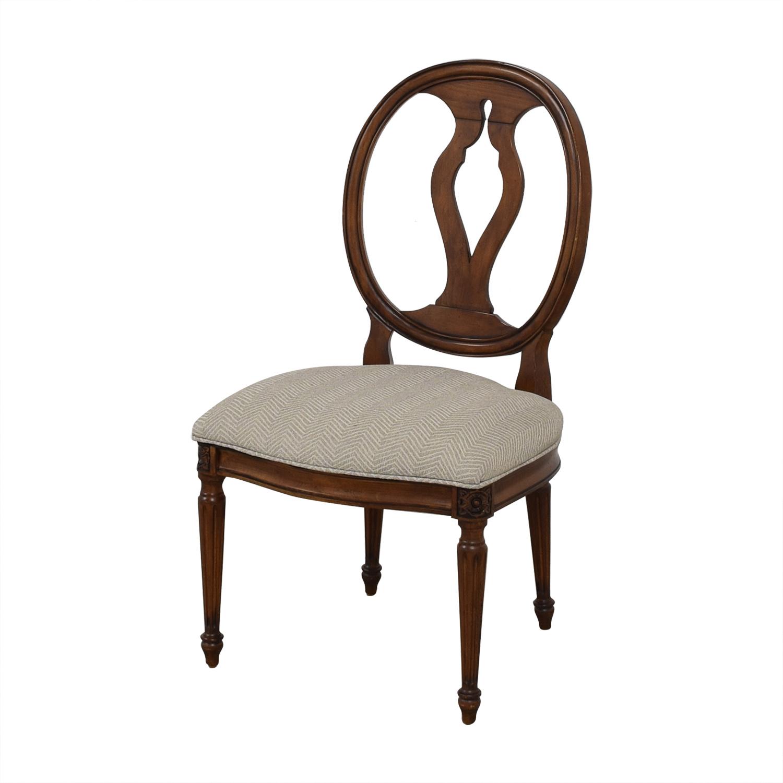 Ethan Allen Margaux Dining Chairs Ethan Allen